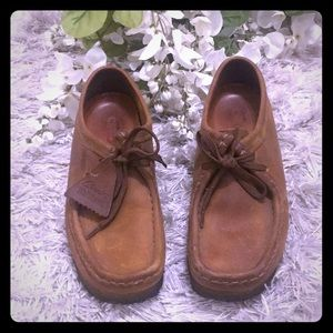 Original Wallabee Beeswax Loafers